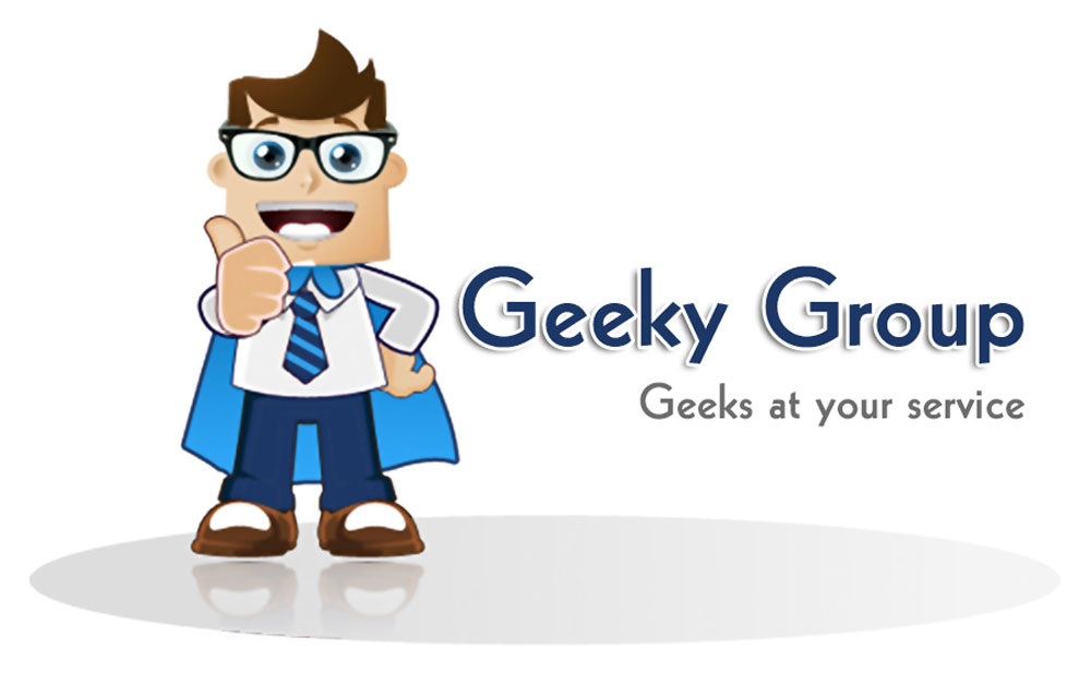 Geeky Group - Geeks at your service